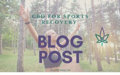 CBD for Sports Recovery